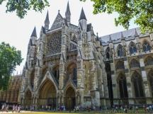 Londyn - Opactwo Westminsterskie
