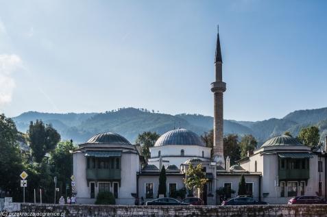 Sarajewo - Meczet Cesarski
