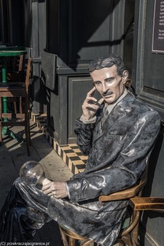 Sarajewo - Nicola Tesla