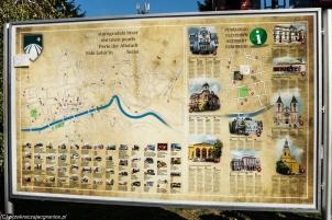 Sarajewo - mapa turystyczna