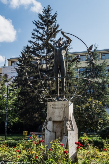 Sarajewo - Plac Wyzwolenia