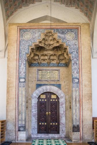 Sarajewo - meczet Gazi Husrev-bega