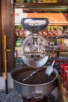 Sarajewo - Bascarsija, sklepik z kawą
