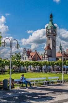 Sopot - Latarnia (punkt widokowy)
