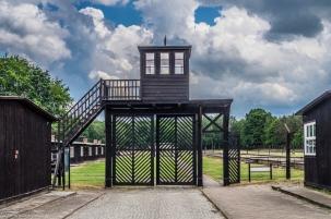 Stutthof - brama główna