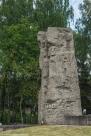 Stutthof - pomnik ofiar