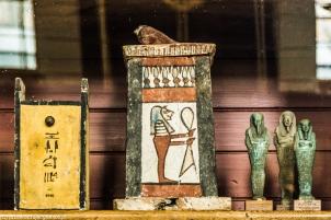 Londyn - British Museum - zbiory, Egipt