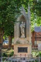 Frombork - przydrożna kapliczka