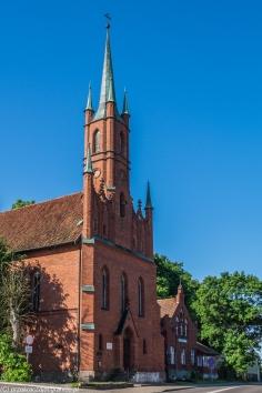 Frombork - kościół św. Wojciecha