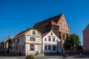 Frombork - kościół św. Mikołaja