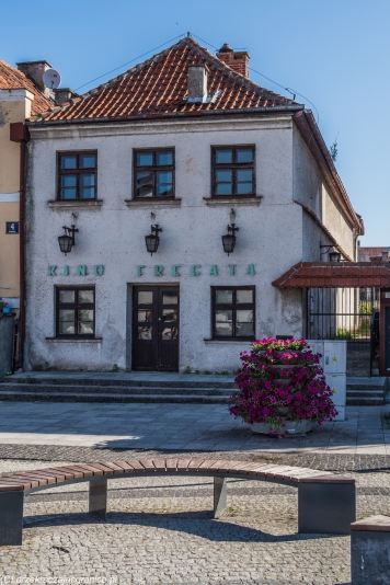 Frombork - Rynek