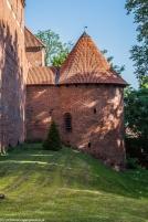 Frombork - mury obronne