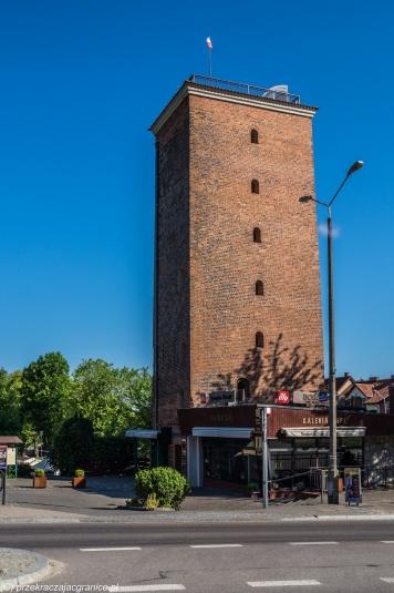 Frombork - Wieża Wodna