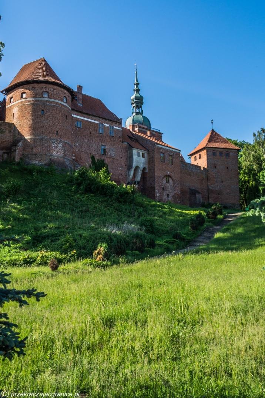 Frombork - Wzgórze Katedralne