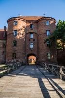 Frombork - brama wjazdowa