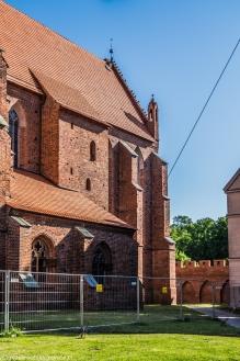 Frombork - Bazylika Wniebowzięcia NMP i św. Andrzeja