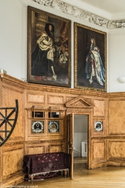 Londyn - Królewskie Obserwatorium Astronomiczne, wnętrza