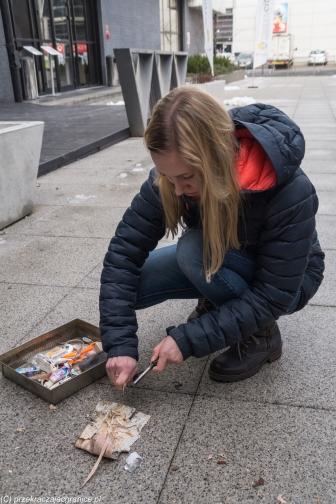 Poznań - Renia w walce o ogień