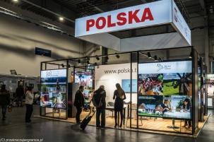 Poznań - stoiska targowe