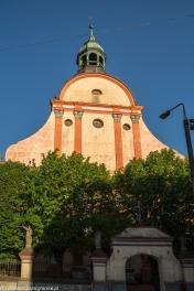 Bisztynek - kościół św. Macieja i Przenajświętszej Krwi Pana Jezusa