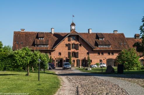 Galiny - Folwark rodziny von Eulenburg