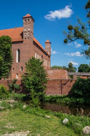 Lidzbark Warmiński - Zamek Biskupów