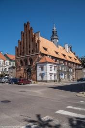 Orneta - Ratusz