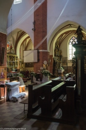 Orneta - Kościół św. Jana Chrzciciela