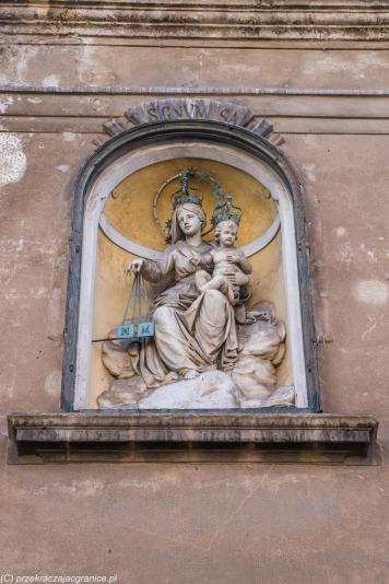 Palermo - kościół Carmine Maggiore