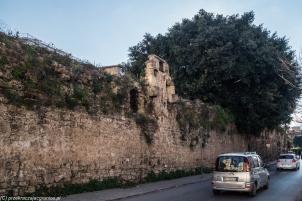 Palermo - mury