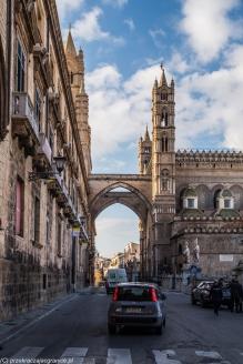 Palermo - Katedra