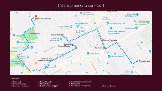 Palermo - mapka do tekstu