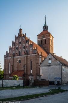 Reszel - kościół św. Piotra i Pawła