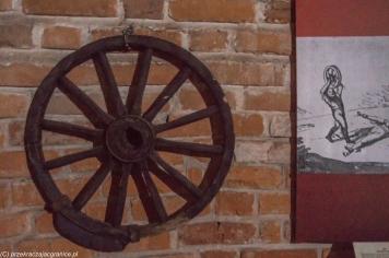 Reszel - koło do łamania