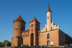 Reszel - widok na Zamek