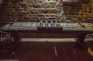 Reszel - madejowe łoże
