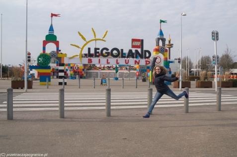 Legoland - Renia jara się jak dziecko