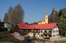 Legoland - niemiecka wioska w górach