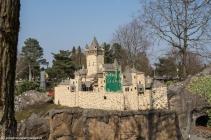 Legoland - zamek na wzgórzu