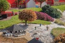 Legoland - w plenerze
