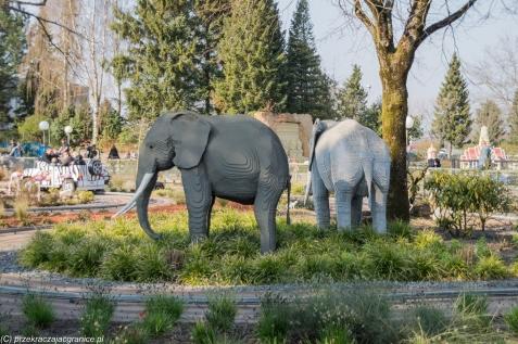 Legoland - bezkrwawe safari