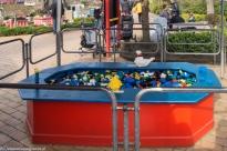 Legoland - żeby w kolejce się nie nudziło