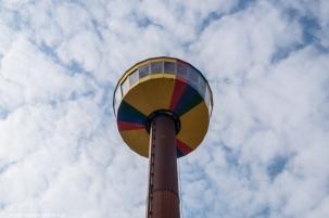 Legoland - wieża widokowa