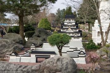 Legoland - architektura japońska