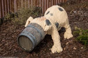 Legoland - każda świnia swoje koryto chwali
