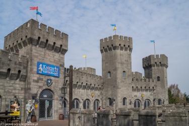 Legoland - z wizytą na zamku