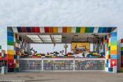 Legoland - jeszcze nie otworzyli bramek