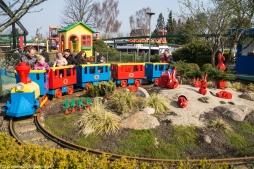 Legoland - kolejka w świecie Duplo