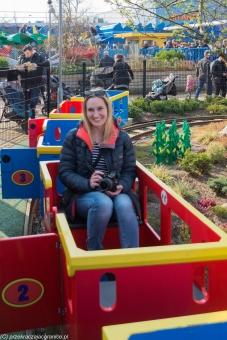 Legoland - wyruszamy w podróż koleją