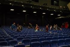 Legoland - wnętrze kina 4D